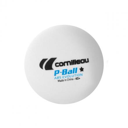 Loptičky Cornilleau P-Ball*(1star) 72pack