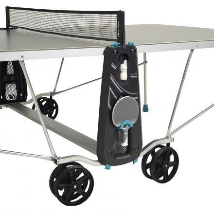 Pingpongový stôl Cornilleau 100 X Outdoor, ŠEDÝ