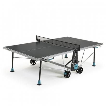 Pingpongový stôl Cornilleau 300 X Outdoor, ŠEDÝ